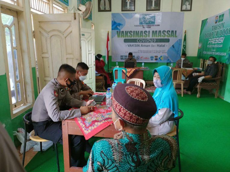 Penyebab Rendahnya Angka Vaksinasi di Kabupaten Pamekasan